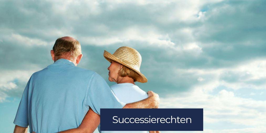 Successierechten erfenis
